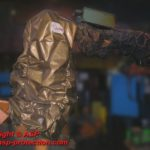 housse protection robot cover telupro fonderie sous pression ABB ASP eulmont
