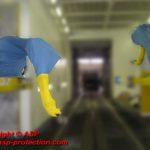 housse protection robot cover jetable fanuc fourreau automobile ASP eulmont
