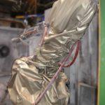 housse protection robot cover ABB telupro fonderie sous pression ASP eulmont
